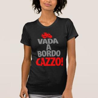 Vada en Bordo CAZZA T-shirt