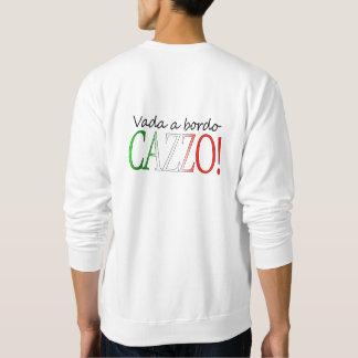 Vada en Bordo Cazzo Lång Ärmad Tröja