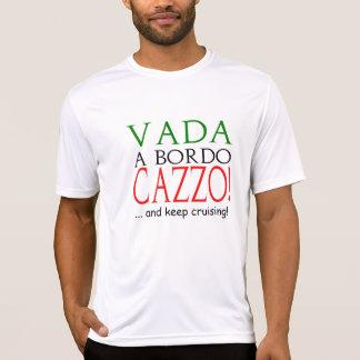 Vada en Bordo Cazzo… och kryssa omkring för Tee