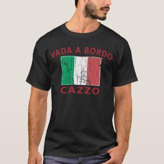 Vada en Bordo Cazzo T-shirt