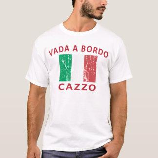 Vada en Bordo Cazzo T-tröja Tshirts