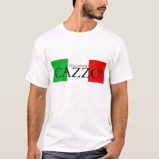 Vada en bordoCazzo skjorta Tshirts