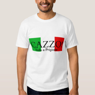 Vada ett Prigione Cazzo - Schettino försök Tshirts