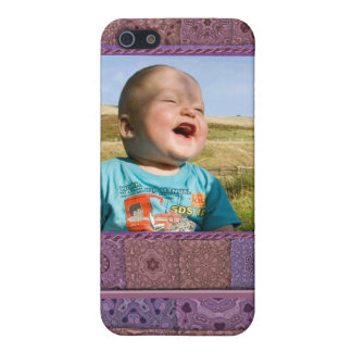 Vaddera entusiastfotomallen iPhone 5 fodral
