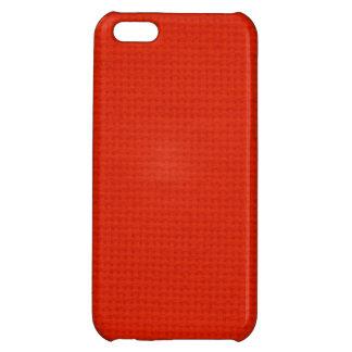 Vadderad Crimson iPhone 5C Mobil Skal