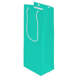 Vadderat mönster för Tiffany Aqua blått