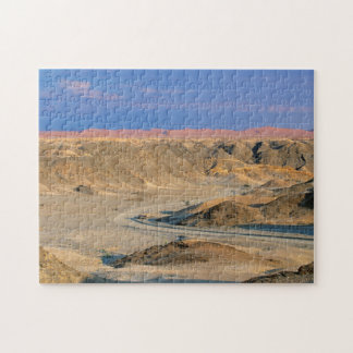 Väg till Homeb till och med öken, Namib-Naukluft Pussel