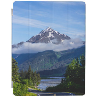 Väg till och med Alaska iPad Skydd