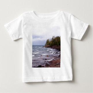 Vågar av Lake Superior Tee Shirt