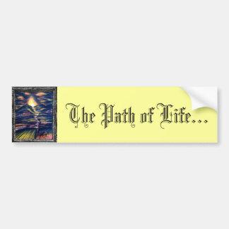 Vägen av liv bildekal