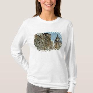 Vägg av Philippe Auguste ruedes Jardins T Shirts