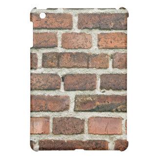 Vägg av tegelstenfodral iPad mini mobil skydd