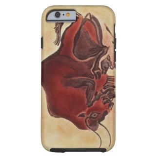 Vagga målning av en bison, sena Magdalenian Tough iPhone 6 Fodral