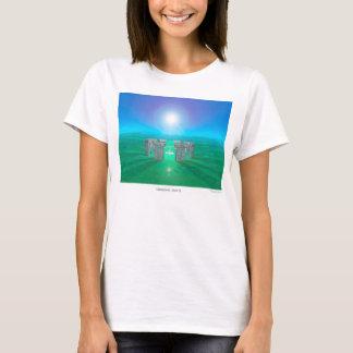 Vägleda lätt - kvinna T-tröja Tshirts