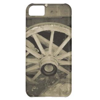Vagnen för Ozarks inbördeskrigEra rullar fodral iPhone 5C Mobil Skydd