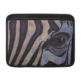 Vågrät för sebraMacbook luft (Lori Corbett) MacBook Air Sleeves