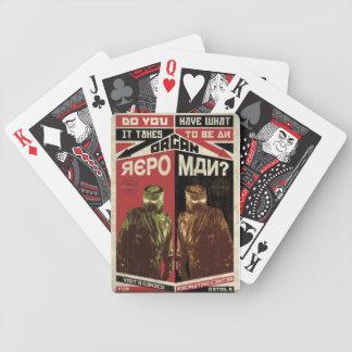 vågspel för dina organ spelkort