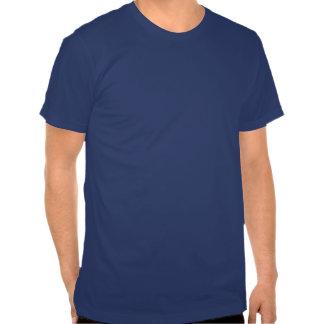 Vägspringer i färg t-shirt