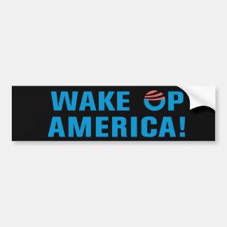 Vak upp Amerika! Bildekal