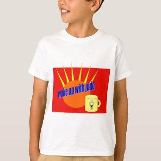 Vak upp med Judo T Shirt