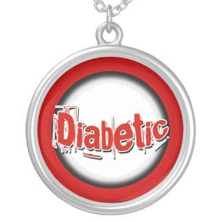 Vakna   nöd-   smycken för diabetiker