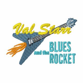 Val Starr & deppigheten flyger den små logotypen
