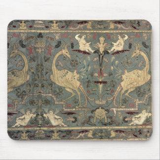 Valance av renaissancedesignen, 17th århundrade (s musmatta