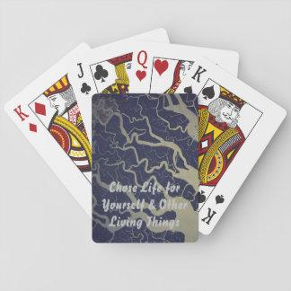 Valde liv för dig & andra bosatt saker casinokort
