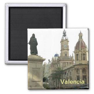 Valencia magnet magneter för kylskåp