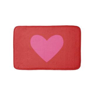 Valentin badmatta för daghjärta badrumsmatta