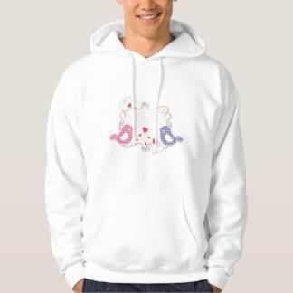 Valentin dag hoodie