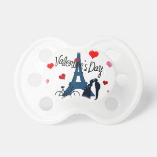 Valentin dag i Paris Nappar