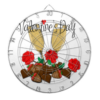 Valentin dagdesign piltavlor