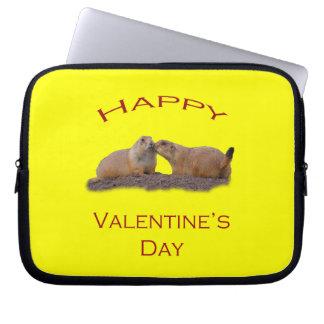 Valentin dagkyss laptop fodral
