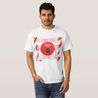 Valentin dagskjorta för en man tee