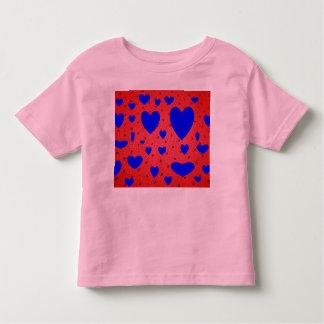 Valentin dagskjorta tröjor
