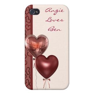 Valentin fodral för dagiPhone 4 iPhone 4 Skydd