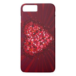 Valentin fodral för plus för dagiPhone 7