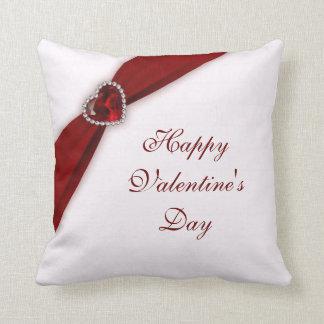 Valentin för Ruby röd dekorativ kudde för dag