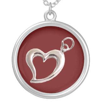 Valentin halsband för daghjärta