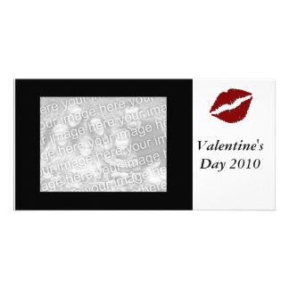 Valentin kort 2010 för dagfoto