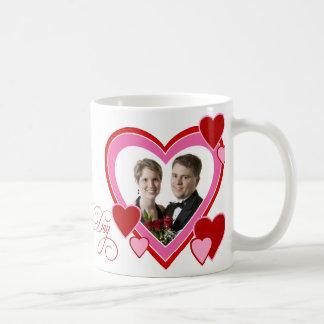 Valentin mugg för dagFlickvän-Pojkvän gåva