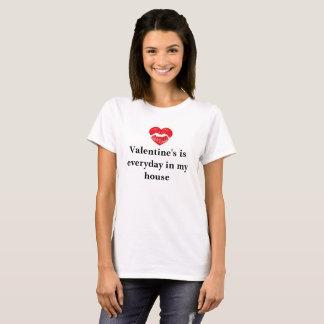 valentin skjorta för dag t tee shirt
