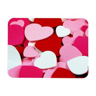 Valentinhjärtamagnet Magnet