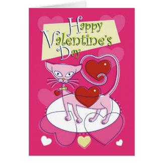 Valentinkort Hälsningskort