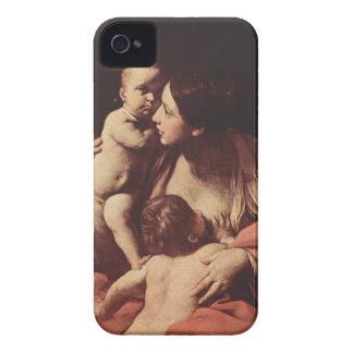 Välgörenhet av Guido Reni iPhone 4 Skydd