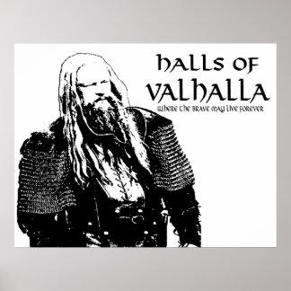 ValhallaPoster Affisch