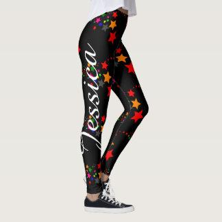 VÄLJ DIN byxor för Yoga för FÄRGnamndamasker