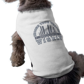 Välj ditt älsklings- bekläda för vapen hundtröja