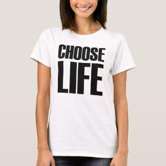 Välj livEightiesT-tröja T-shirt